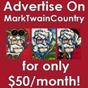 Advertise on Mark Twain Country