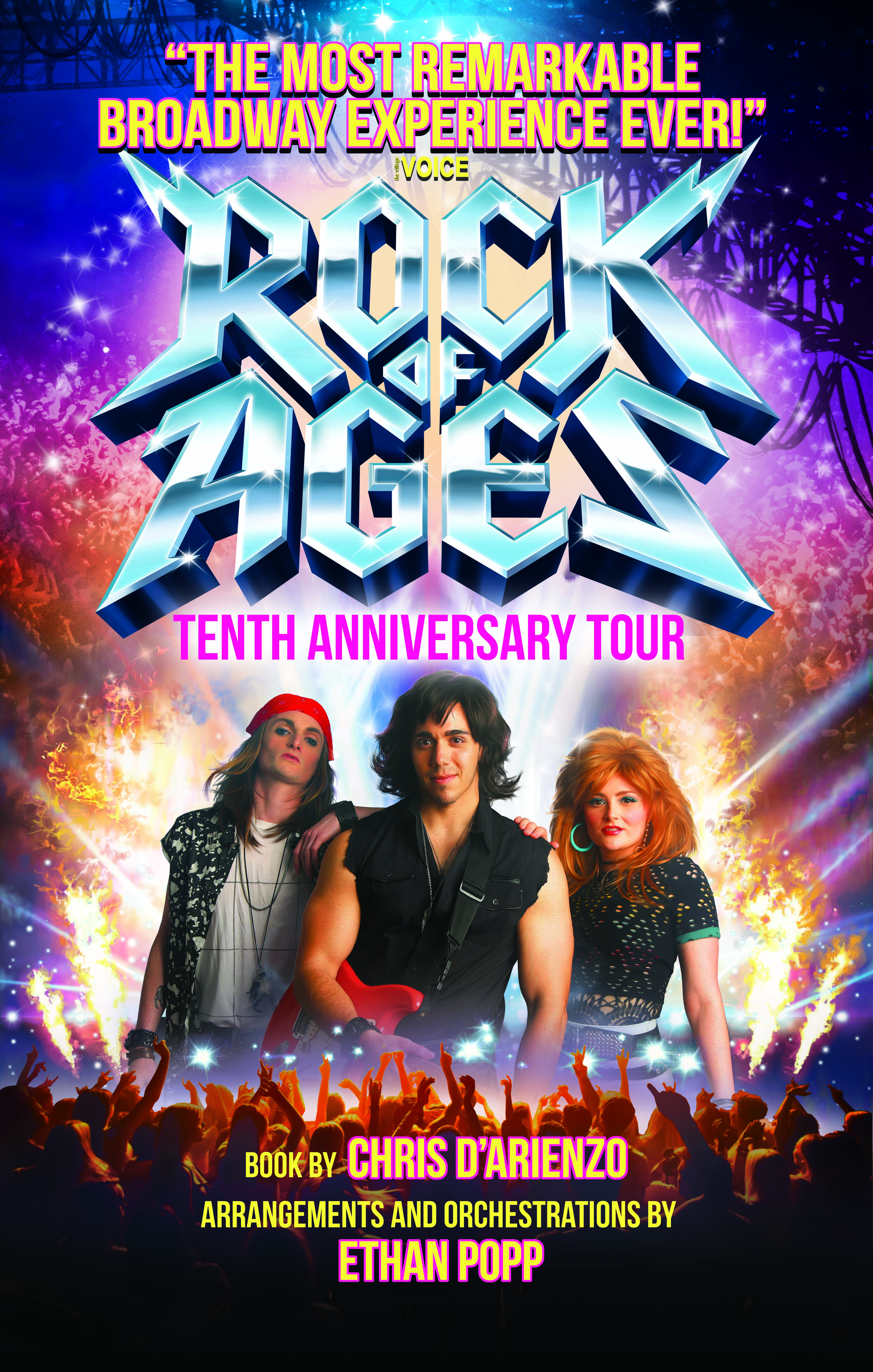 Rock Of Ages Besetzung