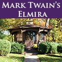 Visit the Center for Mark Twain Studies at Elmira College!